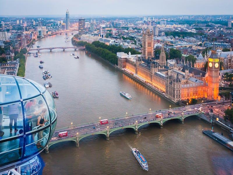 Las cosas más espectaculares para hacer en tu próximo viaje al Reino Unido