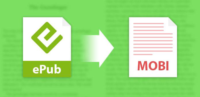 Ebooks: Cómo convertir EPUB a MOBI gratis